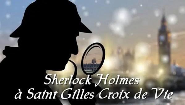 Rallye Sherlock Holmes Saint Gilles Croix de Vie