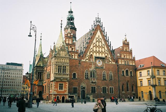 Wroclaw Sights