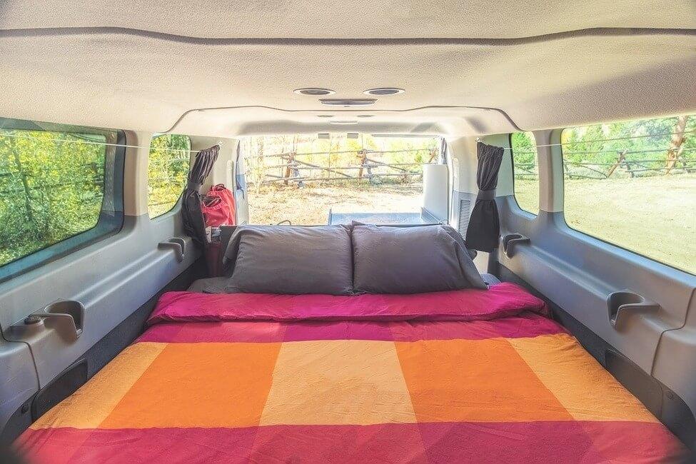 Big Sur 5 Berth Campervan Rentals Escape Campervans