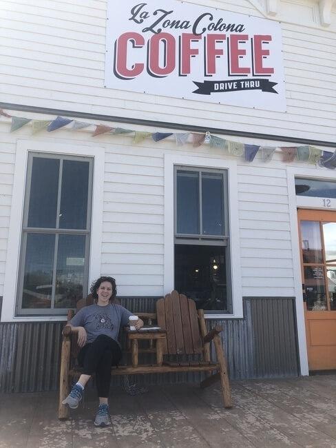 La Zona Colona Coffee Colorado