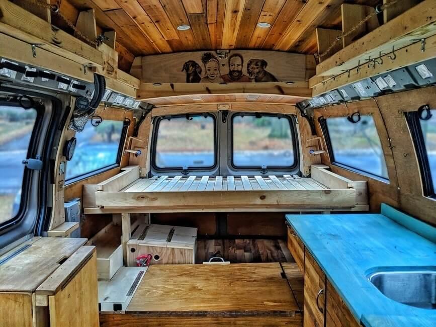 Campervan Build
