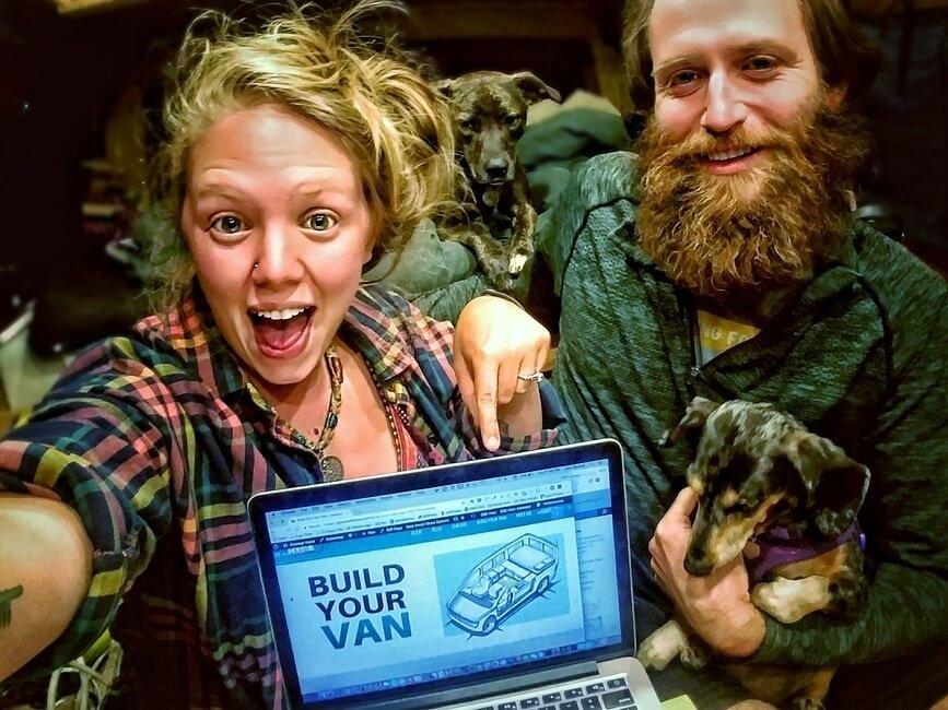 Top 5 Vanlife Questions Campervan Build