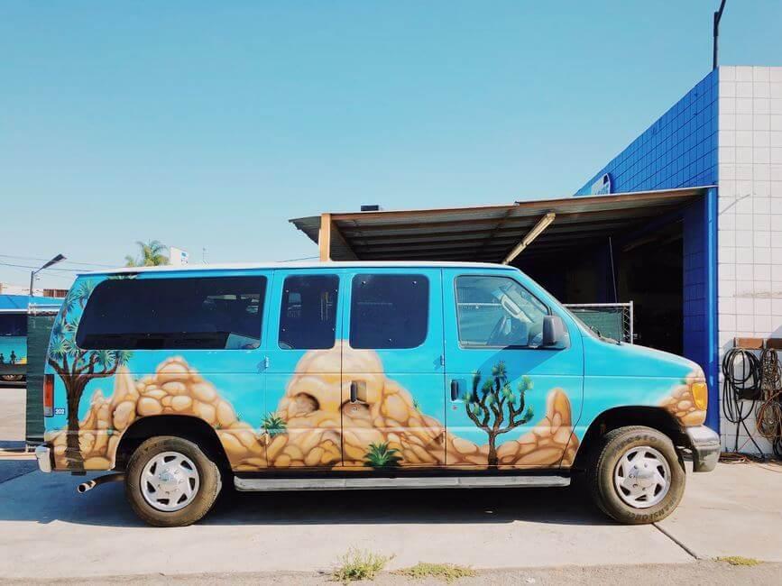 Escape camper van for sale