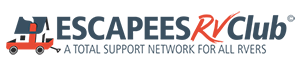 Escapees RV Club A total support network for all RVers – from domicile/mail, to advocacy, community, education, forums and rallies – We recommend EVERY RVer join!