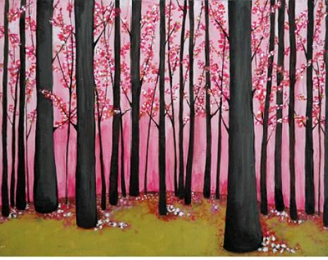 pinkforest