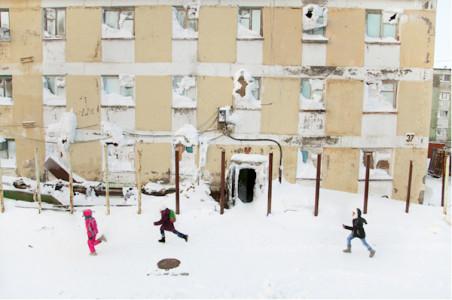 Evgenia Arbugaeva, Apartment-building-37