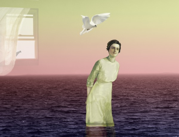Joan Proudman, Messenger