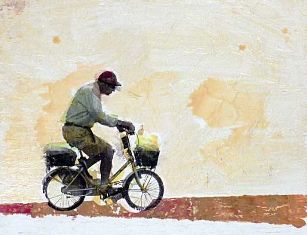 Dorien_Old Man on Bike