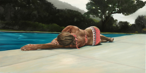 Eric Zener, At ease on the edge