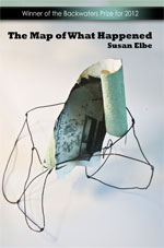 Susan Elbe, Map of What Happened book cover