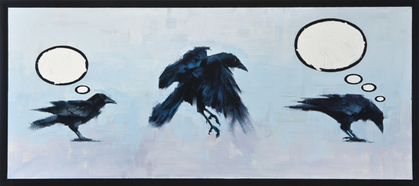 John Wentz, Murder of Crows