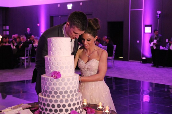 Mandy and Thomas, the cake