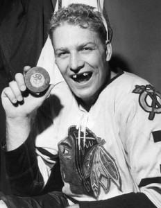 Bobby Hall, NHL Hall of Fame forward