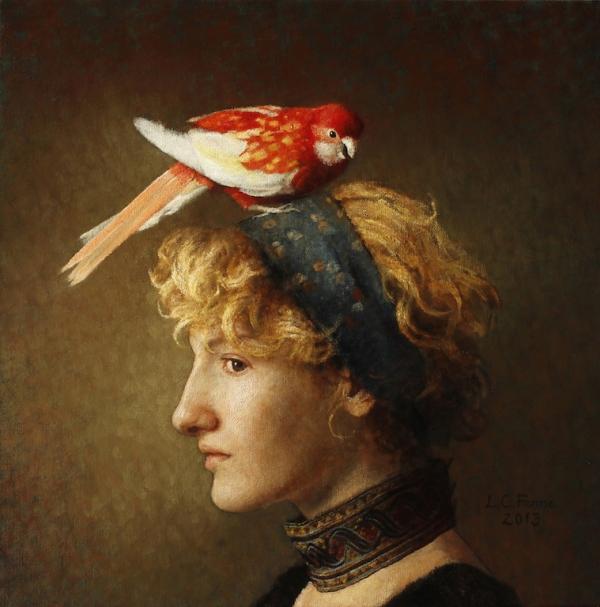 Louise C. Fenne, Augury-4, 600