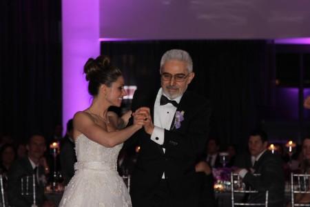 Mandy and Basel, dancing