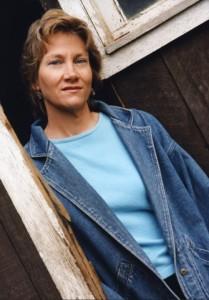 Nance Van Winckel author photo