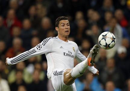 Porftugal's Ronaldo.