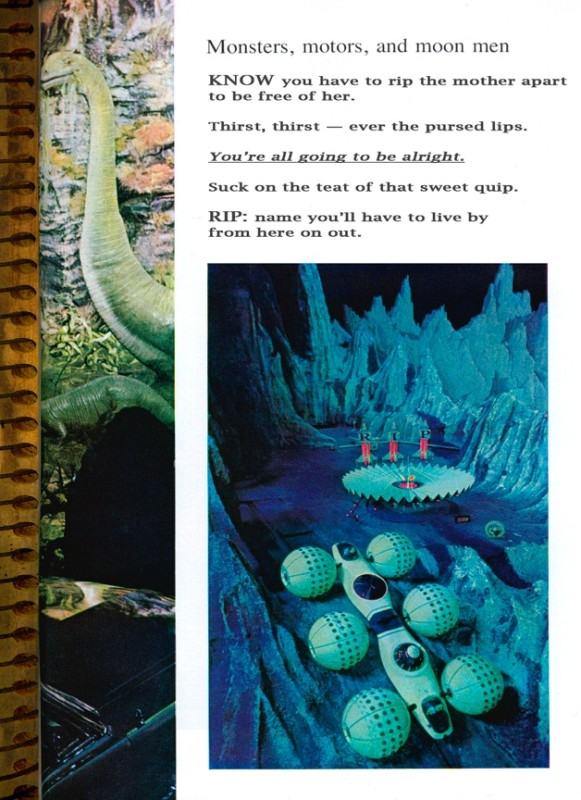 monsters and moon men page copy