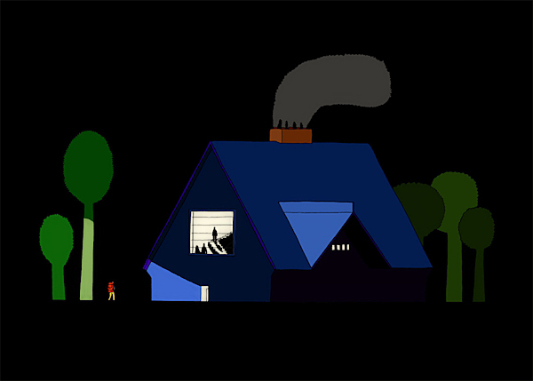 Celyn Brazier, blue house, forest-01-mk2_1200