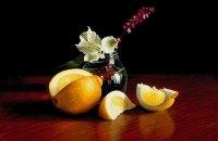 Lemon-and-flower