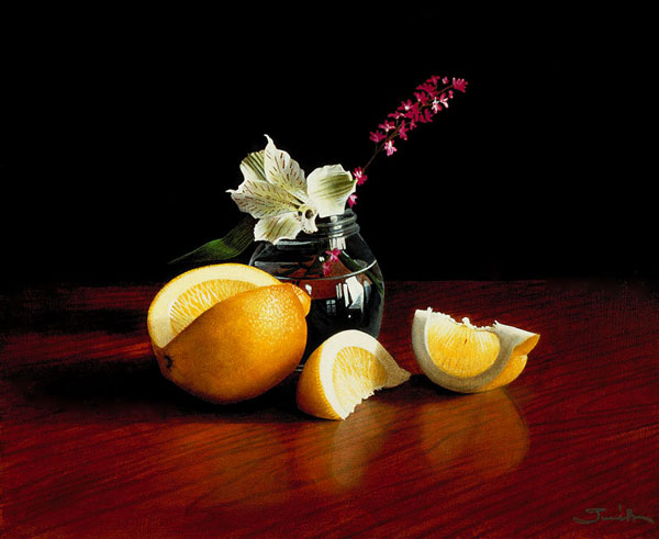 Lemon-and-flower