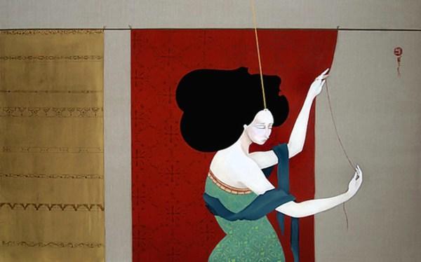 Hayn Kahraman, Hanging Sheet