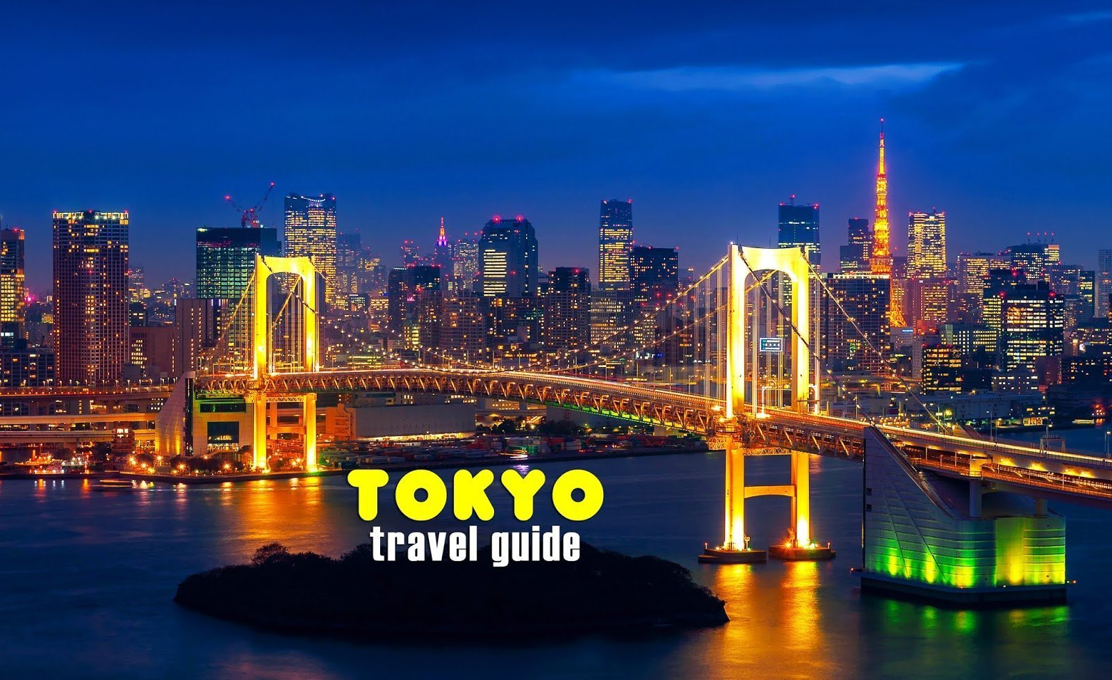 TOKYO TRAVEL GUIDE : Tourist Spots, Itinerary and Travel Tips