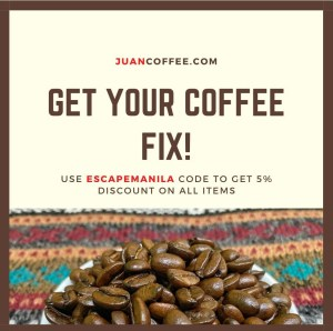 Juan Coffee - Best Coffee in the Philippines