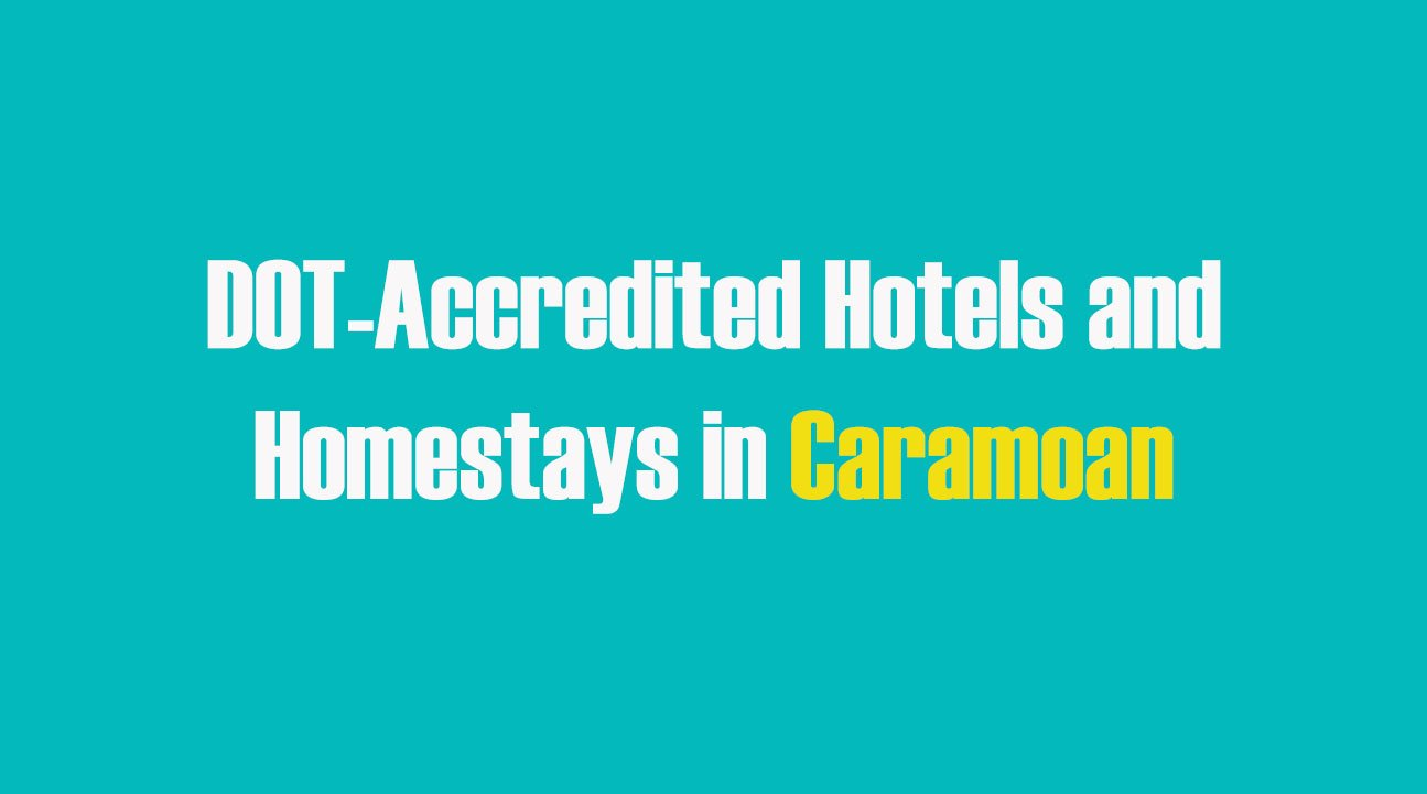 DOT-Accredited Hotels and Homestays in Caramoan