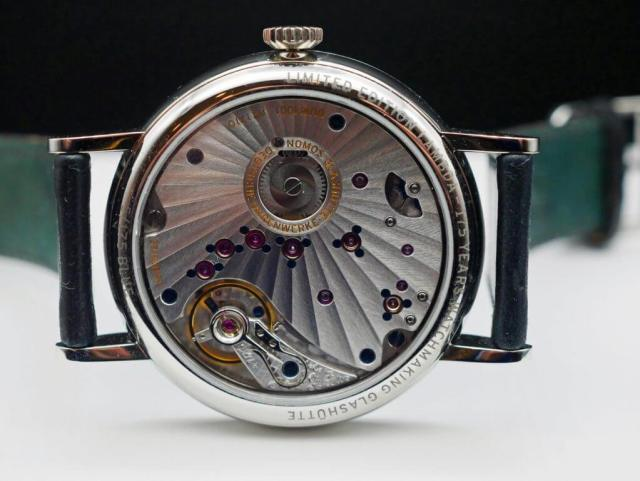NOMOS Glashütte Lambda - 175 Years Watchmaking Glashütte