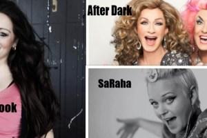 After Dark Anna Book SaRaha Melodifestivalen