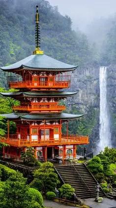 Seiganto-ji temple, Wakayama Prefecture, Japan