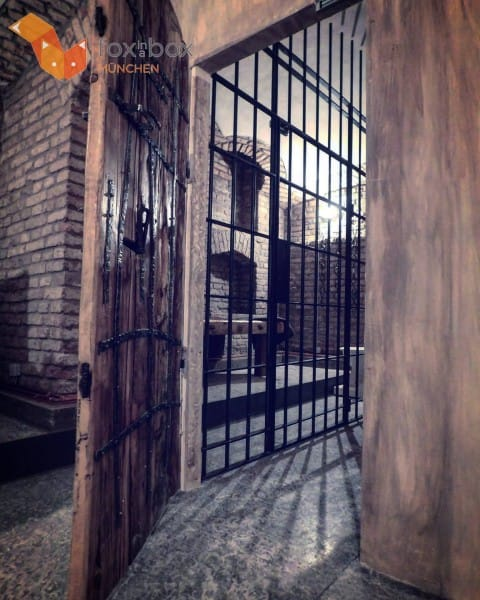 Prison Fox In A Box Munchen Erfahrungen Bewertung