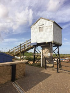 Hut at Wells Next the Sea