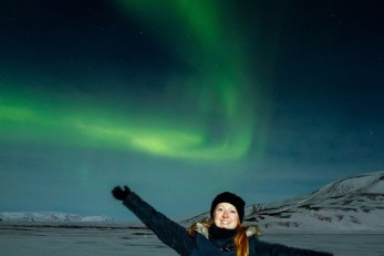 Enjoy The Northern Lights!
