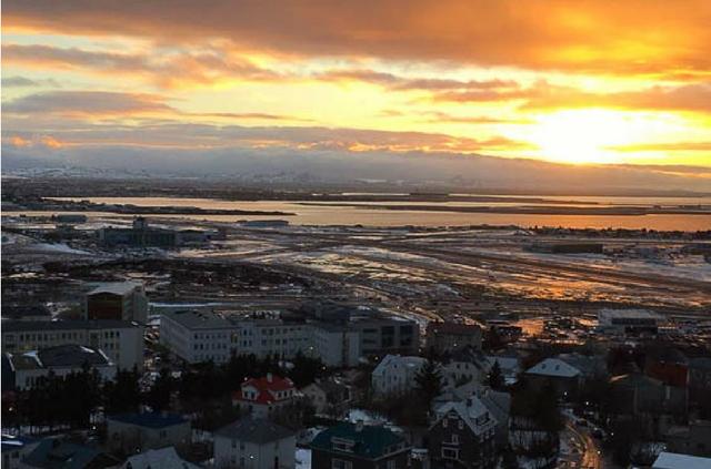 The Icelanders and The Huldufolk