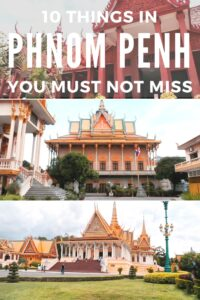 Phnom Penh is a stunning city that you should not by pass! Find out what it has to offer here