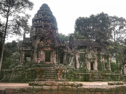 So you want to visit the temples of Angkor Wat but don't know where to start. Here's my handy guide to help you have an amazing time exploring in just 3 days.