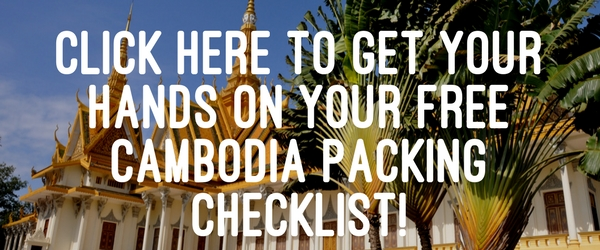 Free Cambodia Packing Checklist