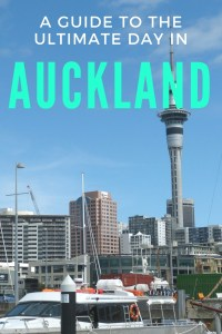 New Zealand's Capital City, Auckland has far more to offer than meets the eye. Make sure you don't skip past it by checking out this guide on how to spend an awesome day in this city