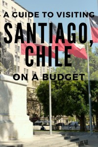 Chile's capital city, Santiago is a fantastic place to spend a few days. there's tonnes to do for free so it's perfect for a budget minded traveller. Find out what there is to do here in my guide