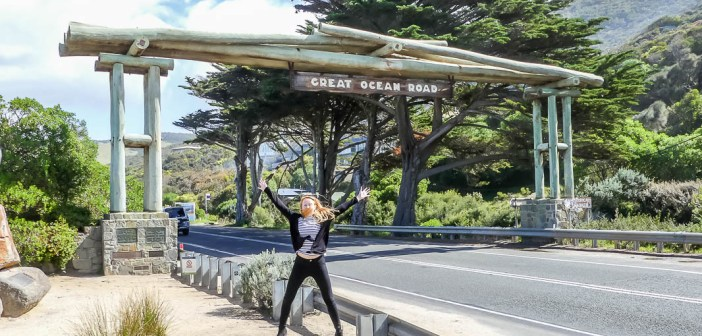 Road Trippin' the Great Ocean Road- 3 ways in 4 days