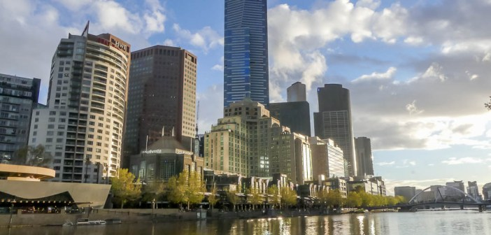 6 places in Melbourne to get a fantastic view of the Skyline