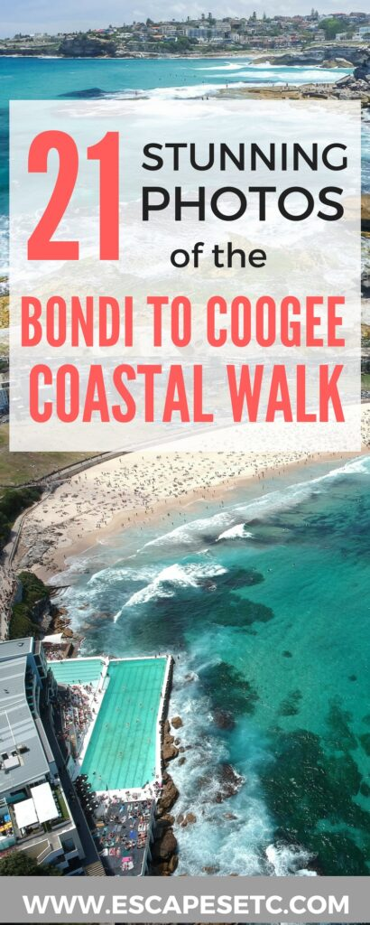 The Coogee to Bondi Coastal walk is iconic, beautiful, and an absolute must. So if you're visiting Sydney then make sure you get over to the beach for a fantastic walk. #bondi #coogee #coastalwalk #sydney #australia #visitnsw