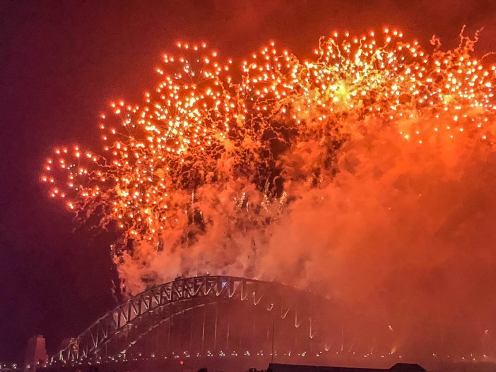 Sydney for New Year's Eve is such a bucket list experience and there are so many options of where to watch the fireworks from. Barangaroo is the ultimate affordable location. Find out more here!