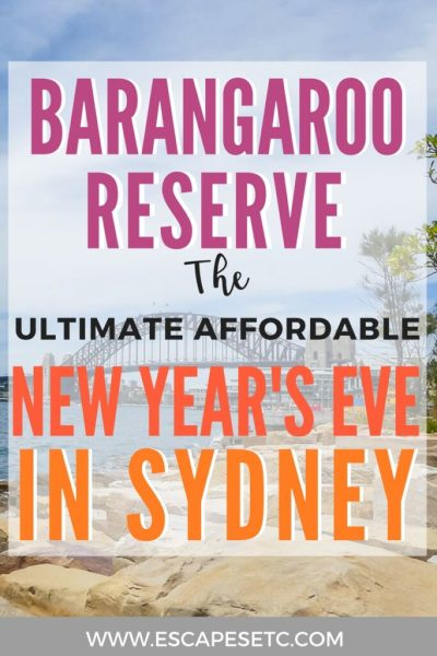 Sydney for New Year's Eve is such a bucket list experience and there are so many options of where to watch the fireworks from. Barangaroo is the ultimate affordable location. Find out more here! #sydney #sydneyfireworks #sydneyharbourbridge #barangarooreserve #bucketlist