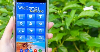 My WikiCamps review and how to find budget and free campsites in Australia