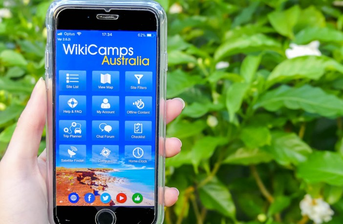 Planning an epic Australian road trip? Wikicamps is the only app you need! Check out my Wikicamps review her and learn how to find the best campsites in Australia.