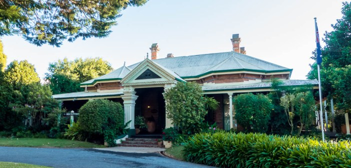 Vacy Hall: This is the luxury hotel in Toowoomba you need to know about