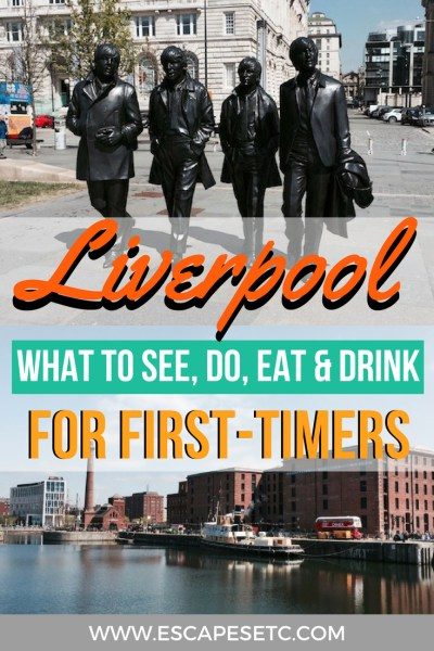Liverpool is one of my favourite cities in the UK and a place I always recommend to visitors. If you're thinking of planning a trip to this vibrant city, here's my guide to visiting Liverpool to help with your planning. #liverpool #UK #visitengland #citybreak #northwestuk
